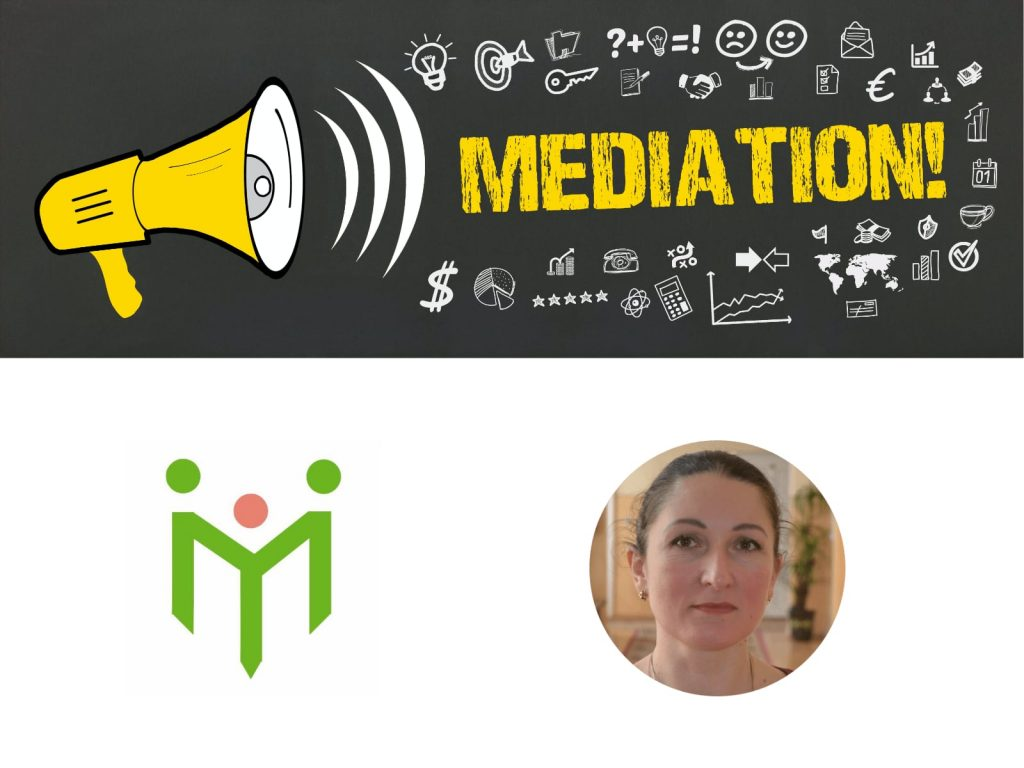 Promoting the benefits of mediation Lidiia Nesterenko