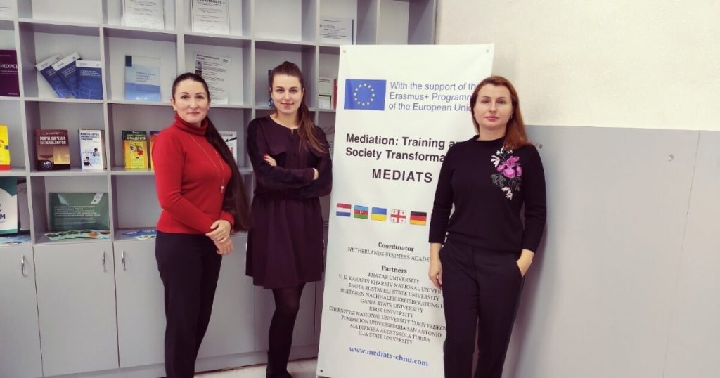 Educational-Scientific Laboratory of Mediation, Negotiations and Arbitration